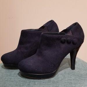 Shoes - Blue suede shoes